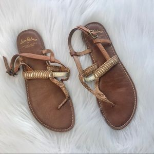 Sam Edelman for AEO sandals Sz 10